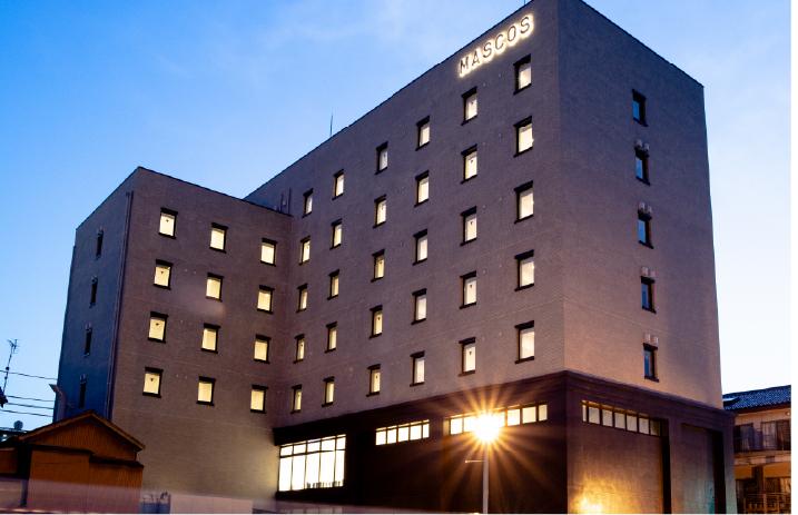 MASCOS HOTEL新築工事