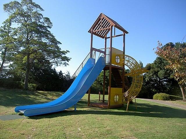 万葉公園地域自主戦略交付金(都市公園安全・安心)こどもの広場遊具改修工事